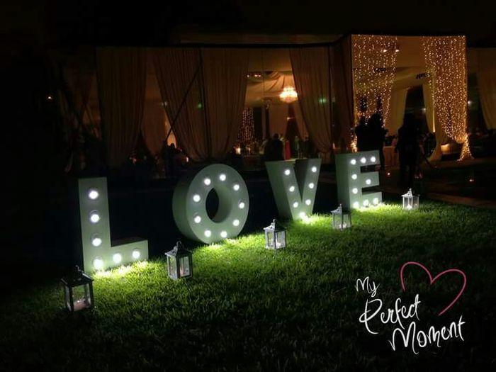 Nuestra boda F&c: La decoración - 10