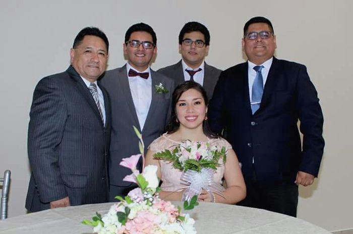 Algunas fotos de mi  boda Civil - 4
