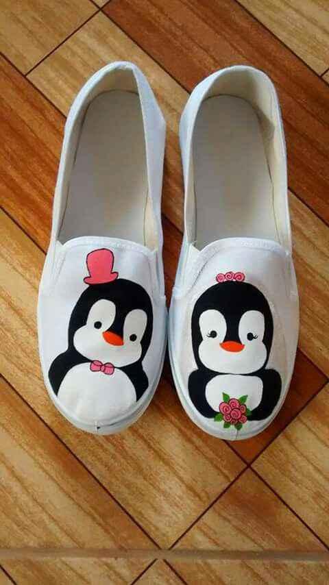 Miz zapatillas pinguilove - 1