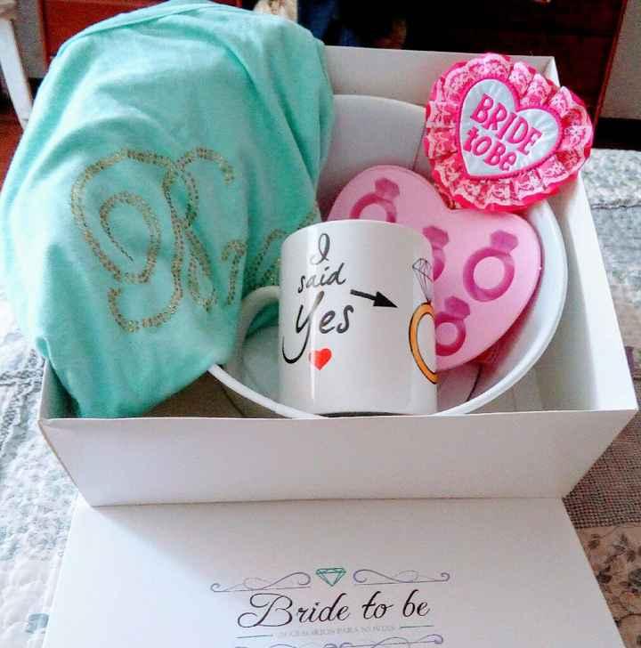 Mi kit de novia 👰 - 1