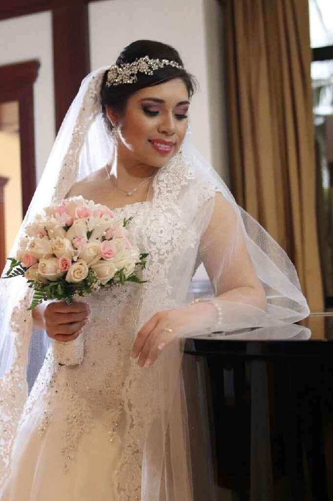 Mi sesión de novia - 1
