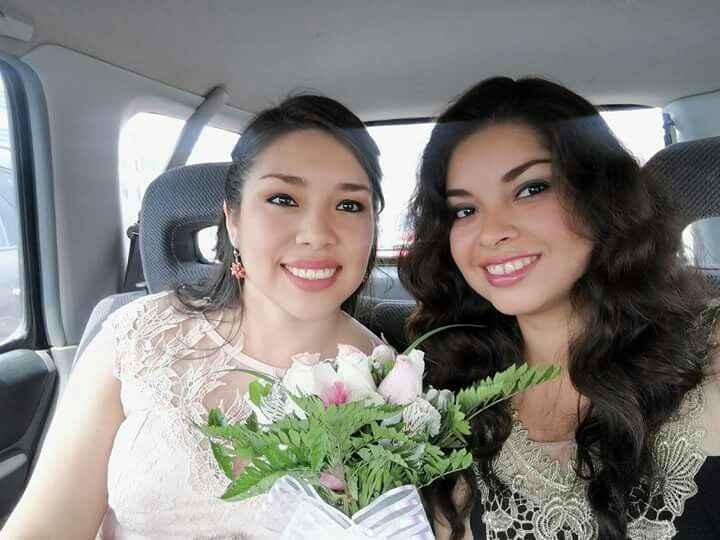Algunas fotos de mi  boda Civil - 1