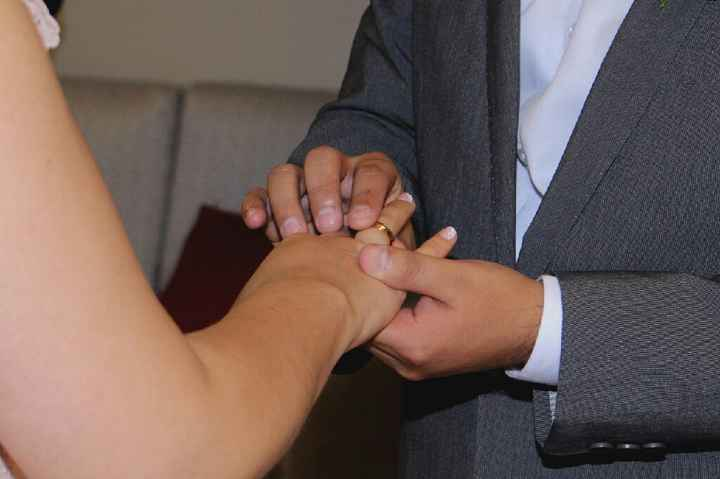Algunas fotos de mi  boda Civil - 5