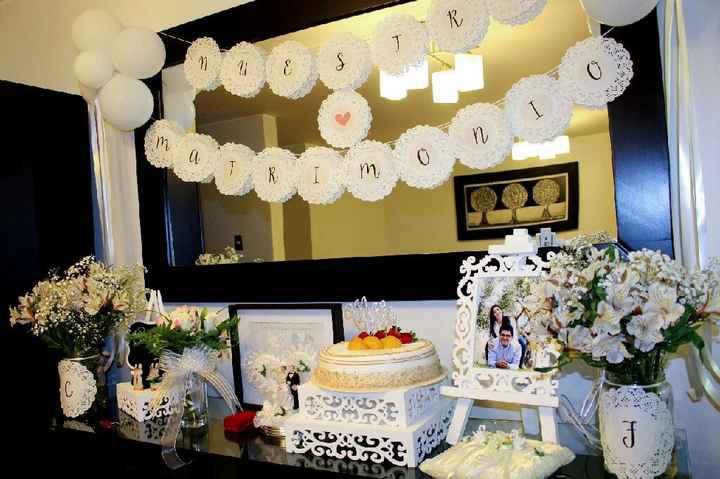 Algunas fotos de mi  boda Civil - 8
