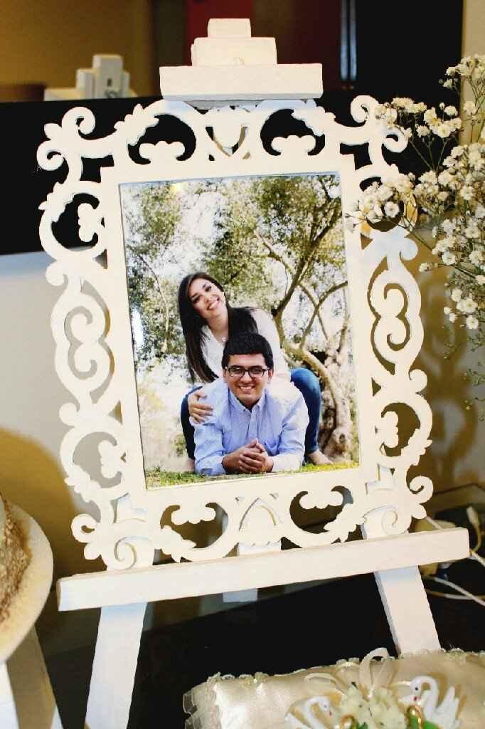 Algunas fotos de mi  boda Civil - 9