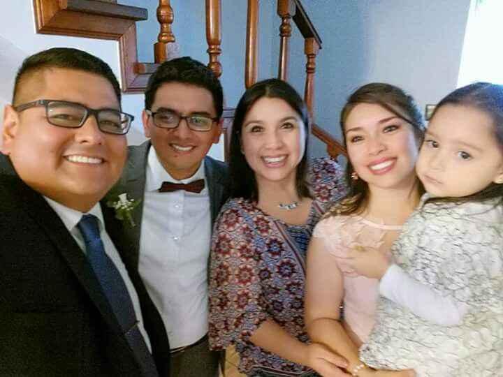 Algunas fotos de mi  boda Civil - 12