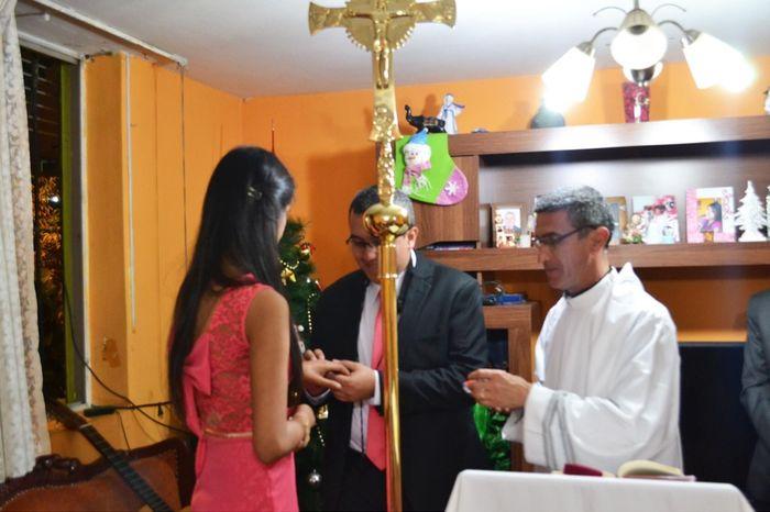 Mi pedida de mano formal y religiosa!! - 2