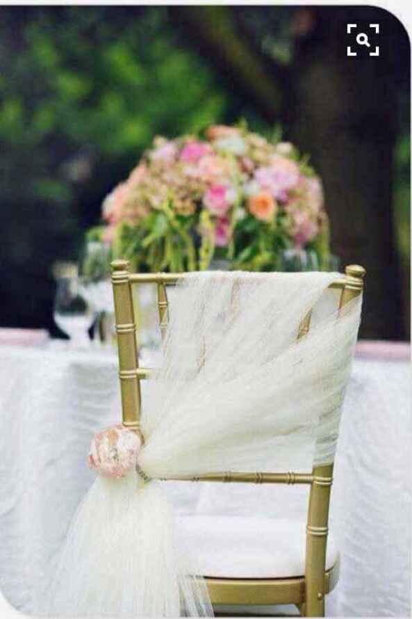 [sillas para novios]: alternativas para decoración - 1