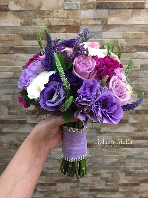 ¿Quién me muestra una foto de inspiración de su bouquet? 18