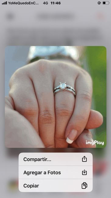 Ponle el anillo a la novia 💍  ¿Aciertas? 🤭 7