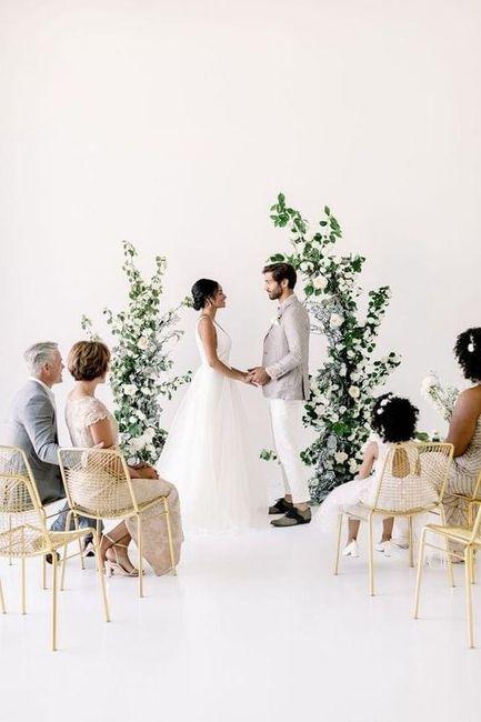 Ideas de decoración para matrimonios íntimos 2