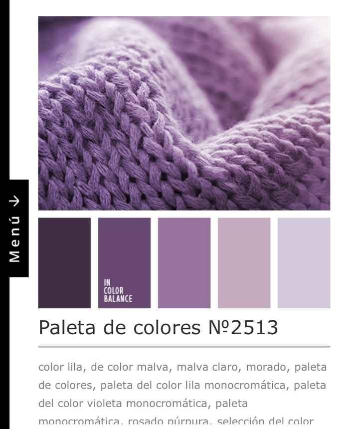¿Cómo elegiste los colores de tu GD? - 1