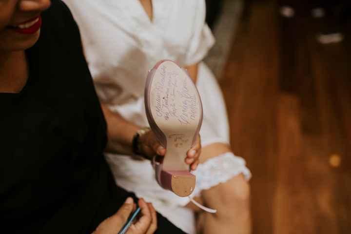 3 ideas para personalizar tus zapatos de novia  👠 - 1