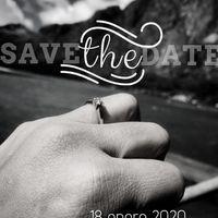 Cuando y como dieron su  save the date ? - 2