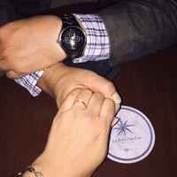 ¿De qué color tenías las uñas cuando te dieron el anillo de compromiso? - 1