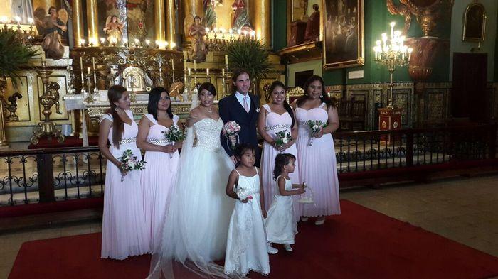 Nuestra boda ryan&yoissy - 2