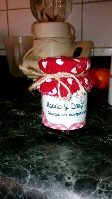Mis potes de mermelada - 2