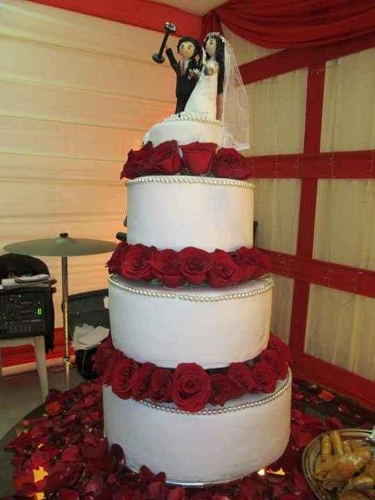 Mi matrimonio: la torta - 1