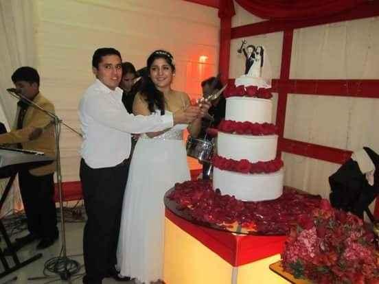 Mi matrimonio: la torta - 3
