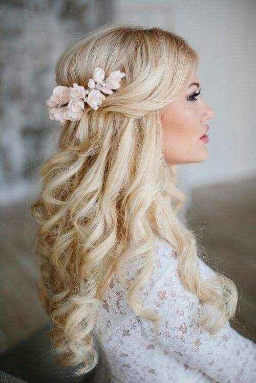Casarse en verano. : el peinado - 5