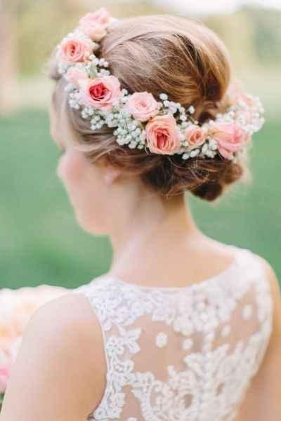 Casarse en verano. : el peinado - 8
