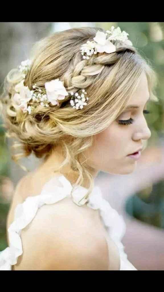 Casarse en verano. : el peinado - 9