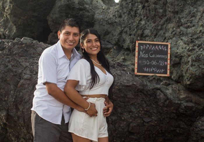 Nuestra sesión Pre Boda - Ana & Renato 10