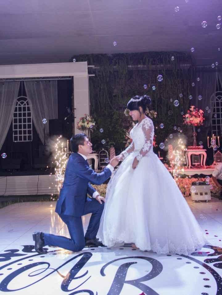 Baile de esposos
