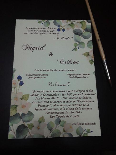 Manualidades para Una boda 1