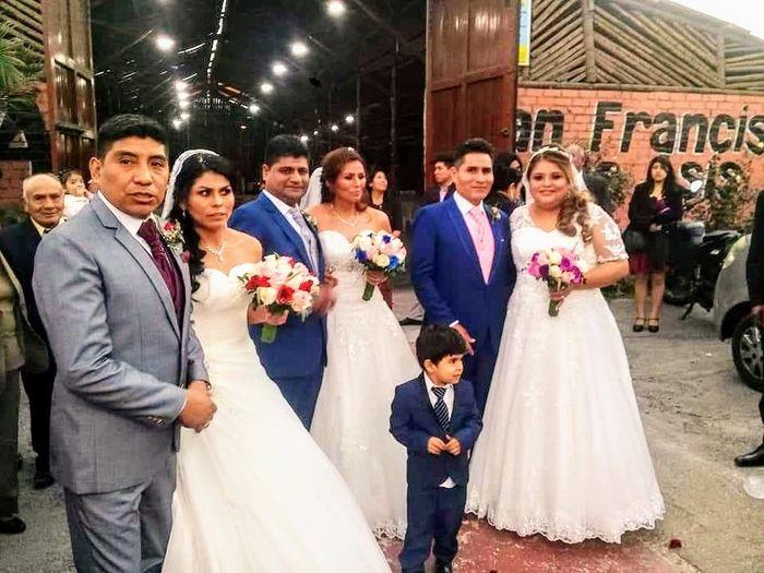 Pos-boda triple 😉 12
