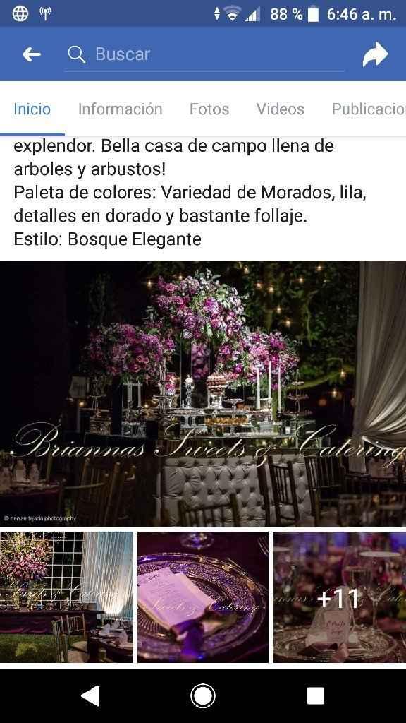 Los proveedores de mi matrimonio en Lima - Ate +madeleine - 3