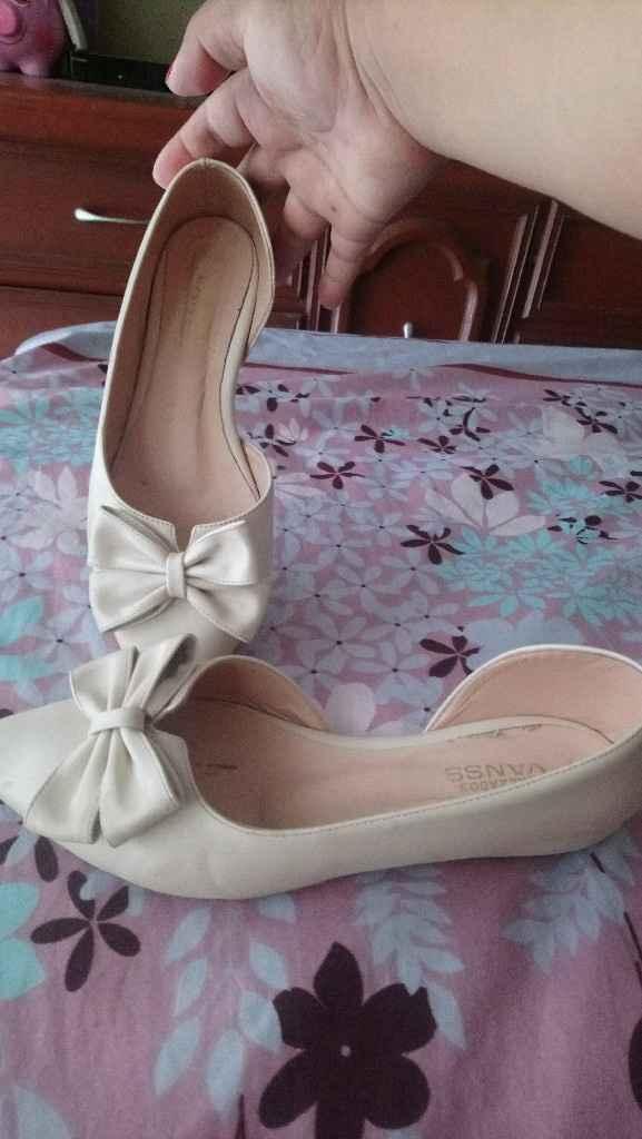 ¿De cuántos centímetros de alto quieren sus zapatos? - 2