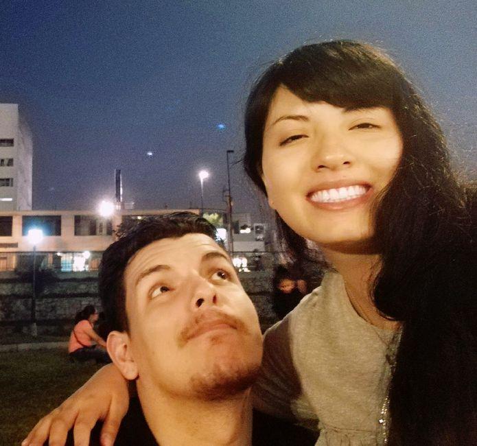 La historia de amor de Dalia y Diego 👰🏻🤵🏻 - 3
