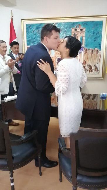 Matrimonio civil 2