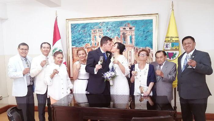 Mi matrimonio civil 👰🏻🤵🏻 - 3