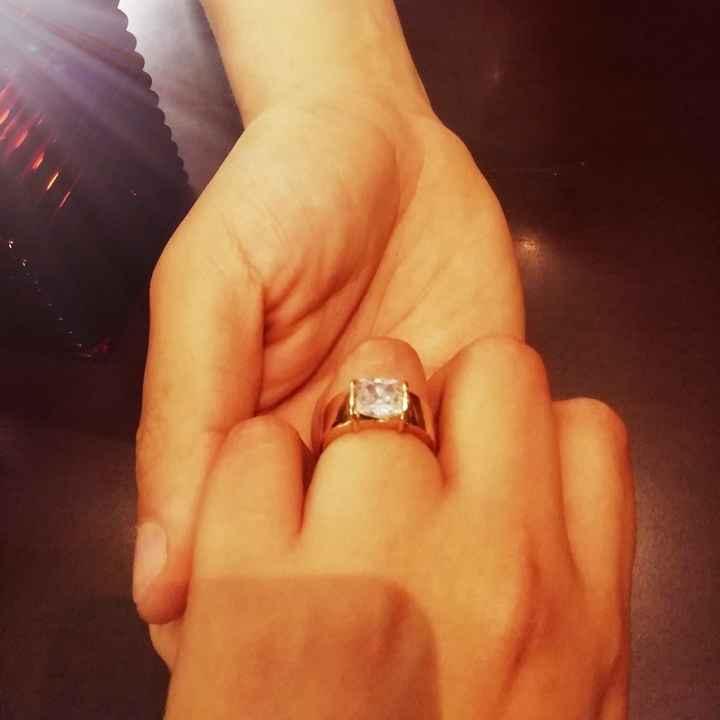 ¿Qué día de la semana te propusieron matrimonio? - 1