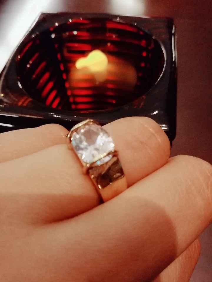 Nuestro propio catálogo de anillos de compromiso - 1