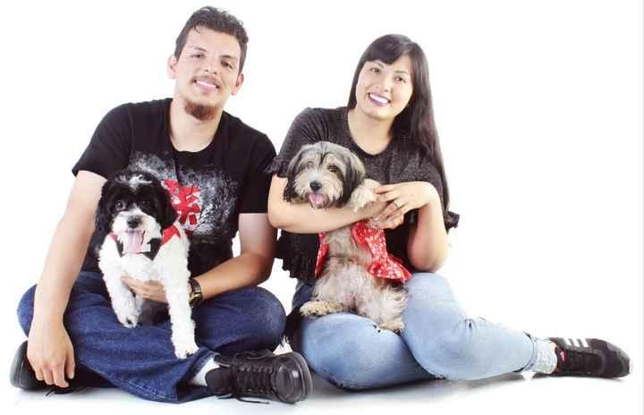 La historia de amor de Dalia y Diego 👰🏻🤵🏻 - 4