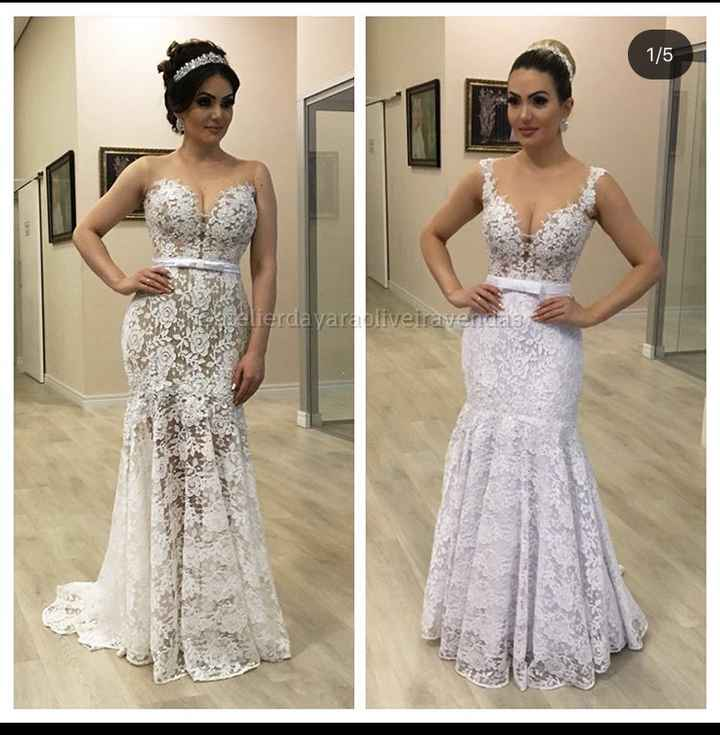 Ideas para vestidos elegantes para matrimonio de día? - 1