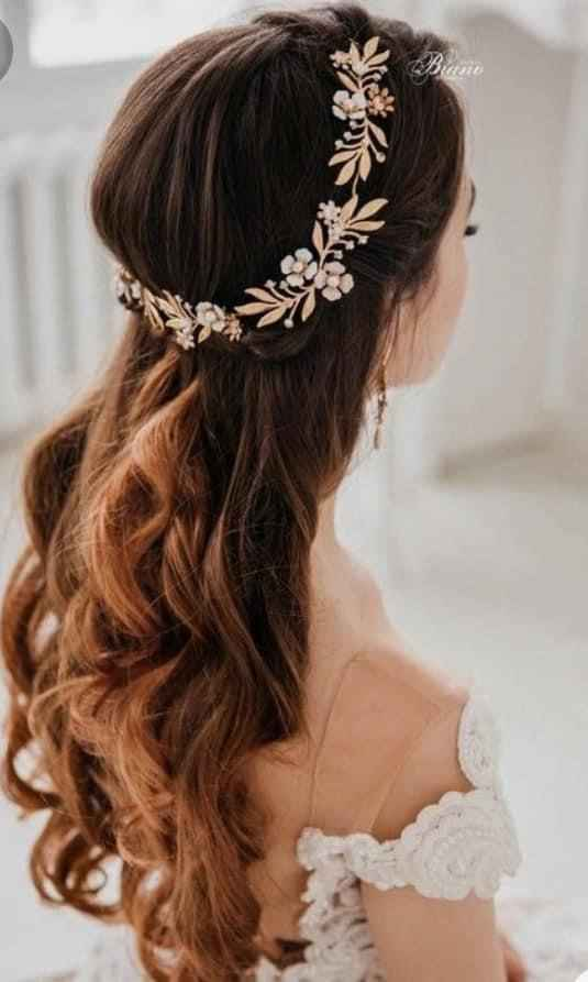 Peinado de novia ¿si o No? - 1