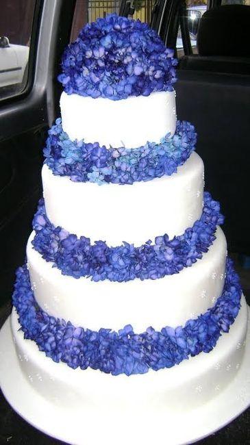 ¿Cómo será tu torta de boda? 3