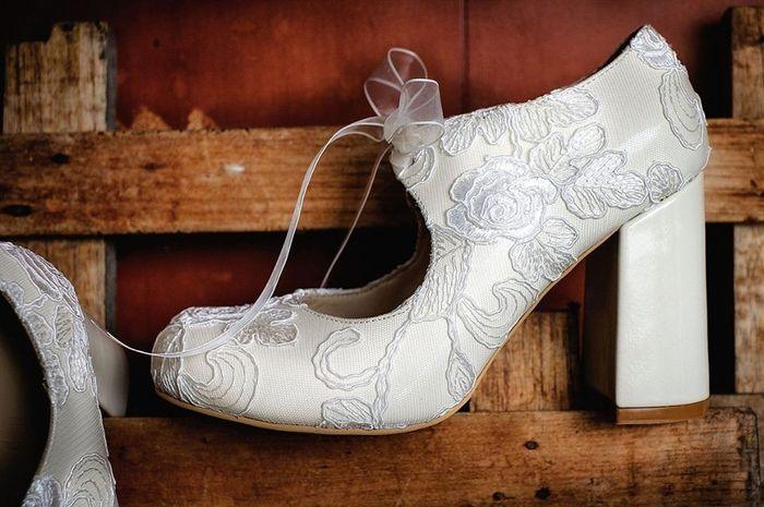 ¿Qué zapatos te gustan más? 👰 5