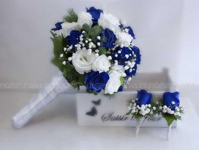 ¿Qué bouquet te gusta más? 👰 5