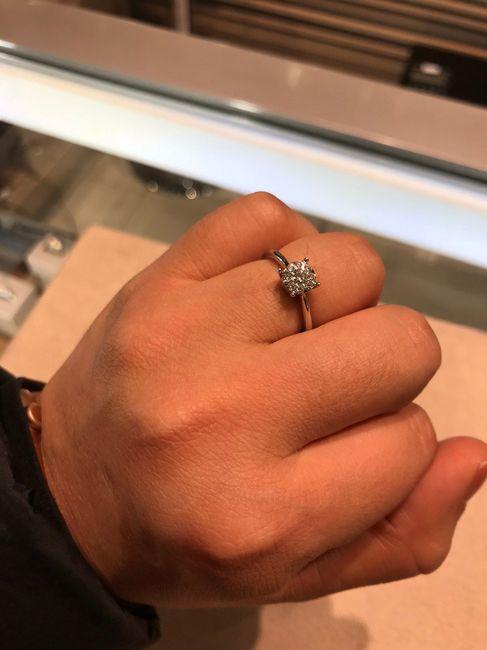 Mi precioso anillo!!
