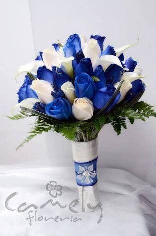 ¿Quién me muestra una foto de inspiración de su bouquet? 5