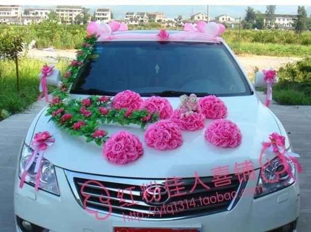 su decoracion del auto