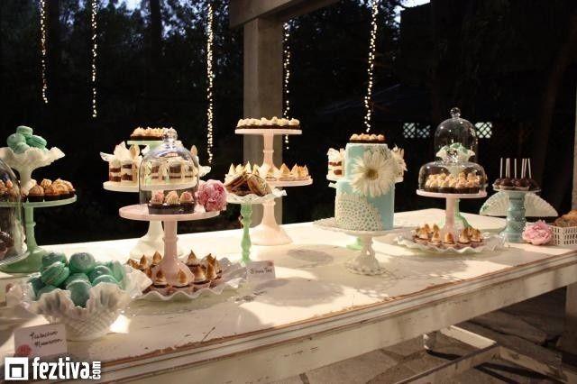 Mesa dulces noche