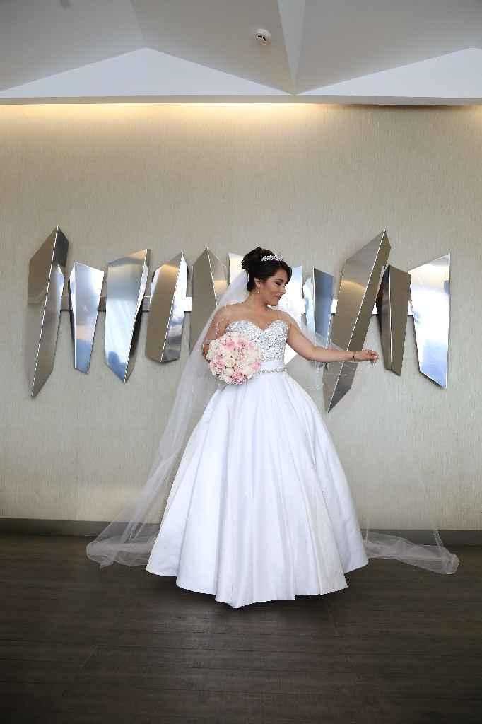 Mi vestido de novia 2 en 1!!! - 1