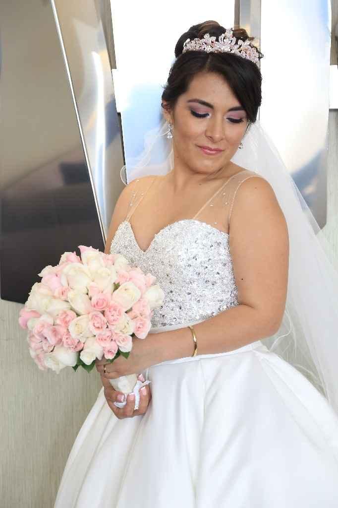 Mi vestido de novia 2 en 1!!! - 3