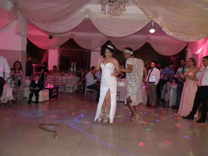 Mi vestido de novia 2 en 1!!! - 9